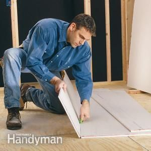 Master the Basics of Drywall: Cutting Drywall. With a few simple tools and special techniques you'll be cutting drywall like a pro in no time. Plus we'll show you how to plan your installation to make the best use of materials and avoid waste. By the DIY experts of The Family Handyman Magazine.