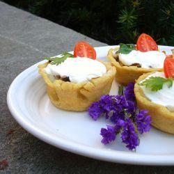Taco Dip Mini Tamale Pies | Food | Pinterest