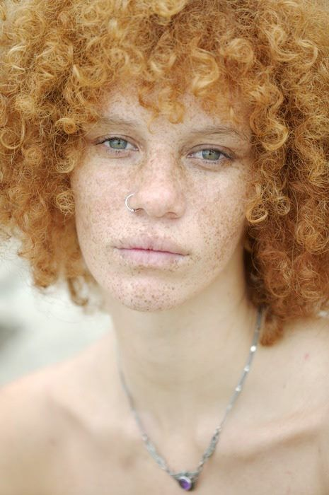 ginger curly hair tumblr - photo #42