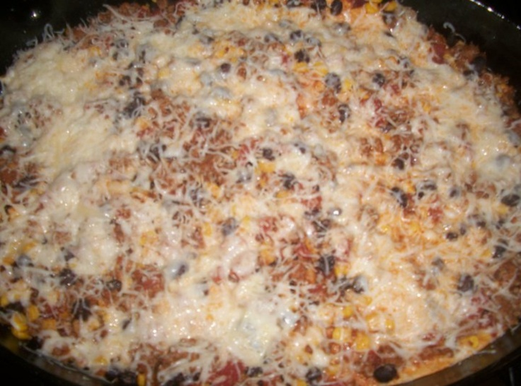 Quesadilla Casserole | awesome foods to try | Pinterest