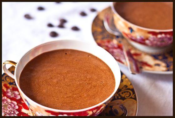 Julia Child's chocolate mousse | Parfaits / Pudding / Flan / Custard ...