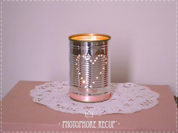 Photophore bo te de conserve diy pinterest - Photophore boite de conserve ...