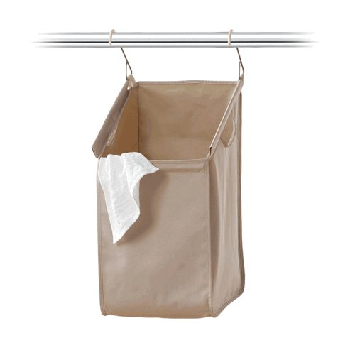 Neatfreak hanging laundry hamper closet org pinterest - Way laundry hamper ...