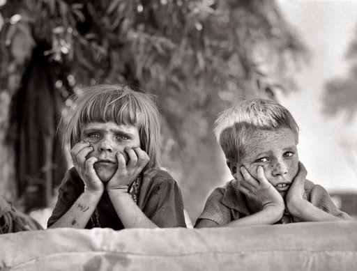 Children of the Dust Bowl  1936Dust Bowl Children