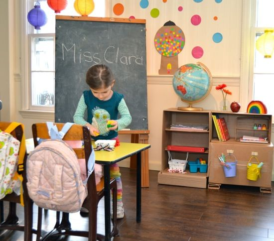 Miss Clara's little classroom