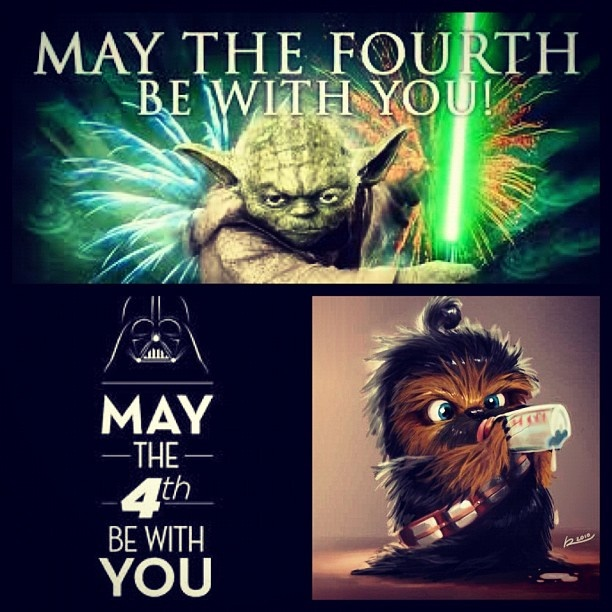 Chewbacca May The 4th Be With You: Pin By Tommy Ho On Headline Photos