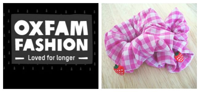 Make the ultimate 90's accessory... The Scrunchie! >>>  http://bit.ly/1nKhwHb