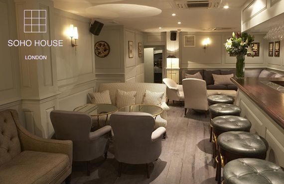 SOHO HOUSE is a private member's club in the heart of Soho, London ...