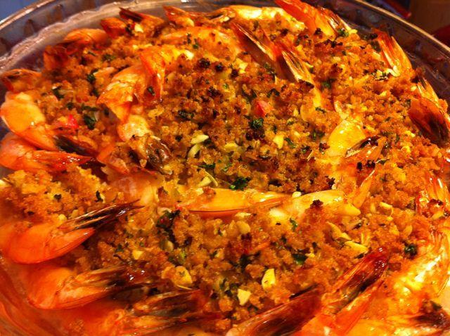 Baked Shrimp Scampi | If only I cooked.... | Pinterest