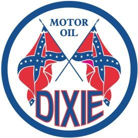 Dixie Motor Oil Tin Sign | VINTAGE SIGNS AND LABLES | Pinterest