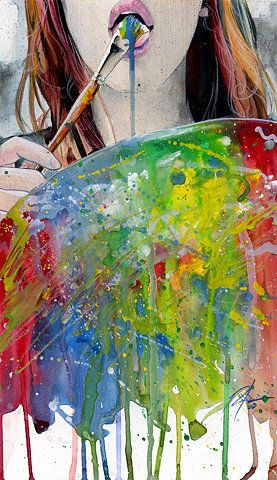 artist #pallet #paint #color