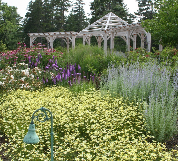 Pin by deborah craig shields on maine vacation pinterest - Botanical gardens boothbay harbor maine ...