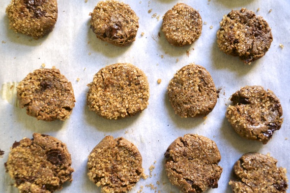 Ginger Chocolate Chip | Grain-free delights (snacks, desserts) | Pint ...