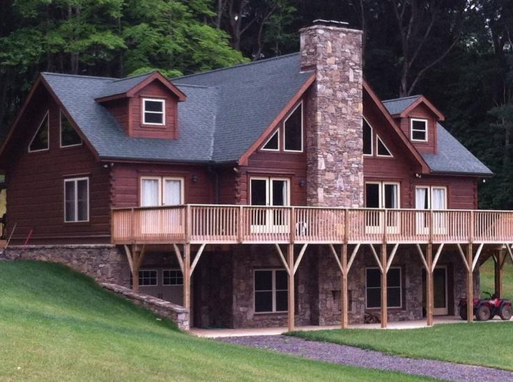 Blue Ridge Log Cabins Future Home Pinterest