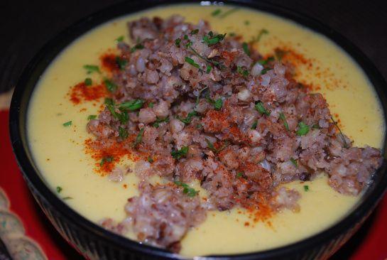 Creamy Cauliflower Soup | My Favorite Plant Based Diet Recipes | Pint ...