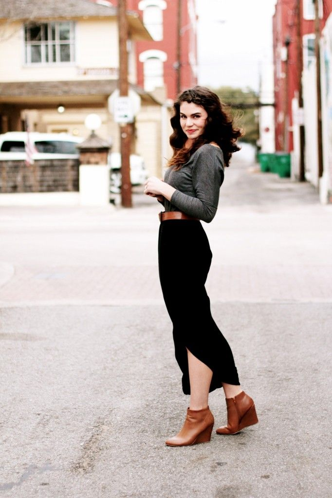 tulip maxi skirt fashion interest