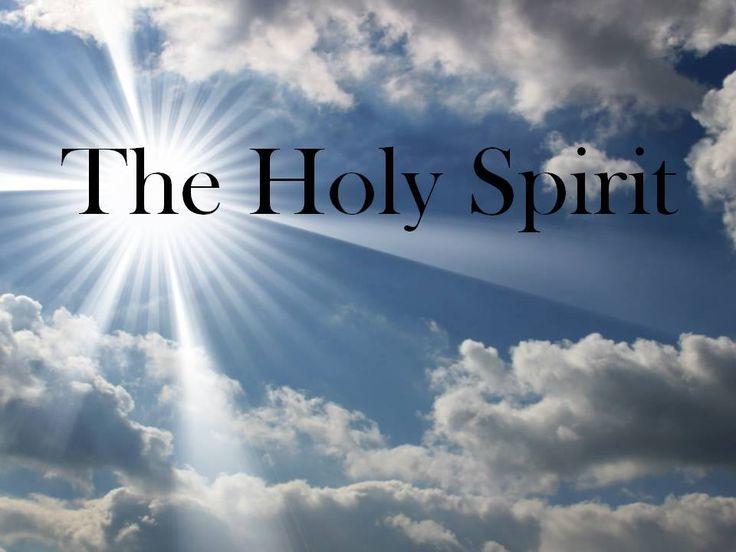 pentecost and jesus