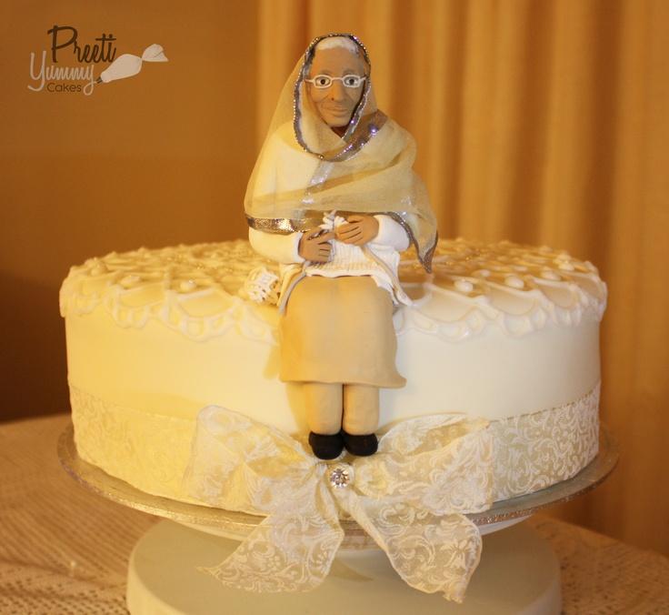 Birthday Cake Pic With Name Preeti : Pin by Preeti Yummy Cakes on