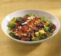 Same old cobb salad? Nah. This one has duck confit, fig-cranberry ...