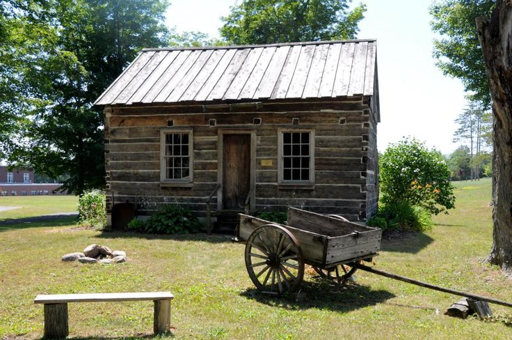 Old Log Cabin House | 2017 - 2018 Best Cars Reviews