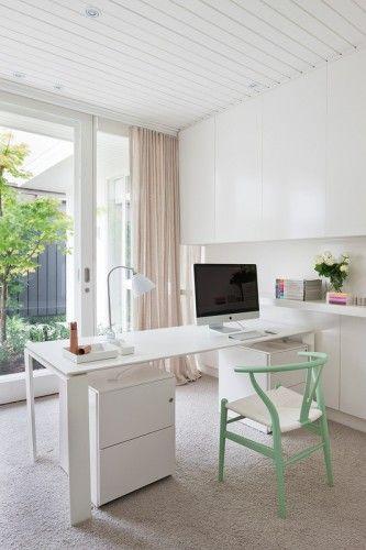 Home office y escritorio moderno