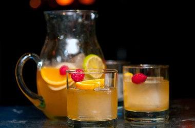 Fish House Punch —   Good Liquor   Pinterest