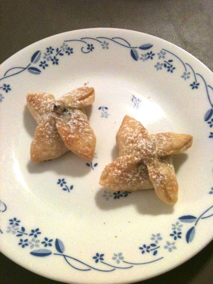 Hershey kiss mini pie cookies | Cookies | Pinterest