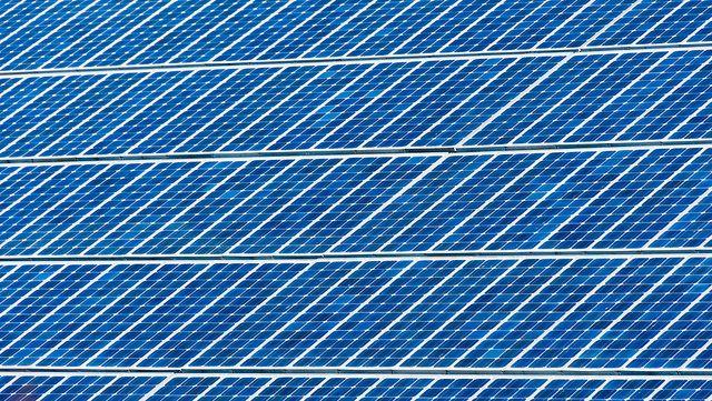 solar panel background - photo #11