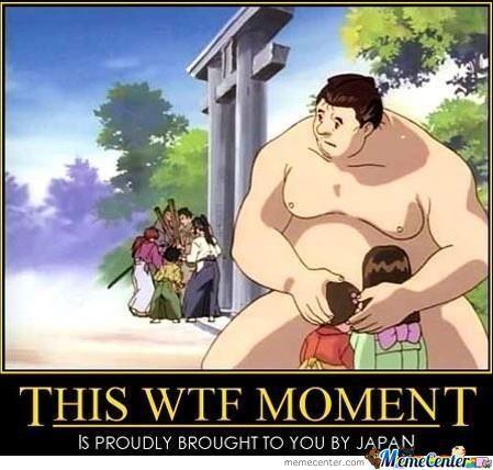 Wtf Anime Pedobear