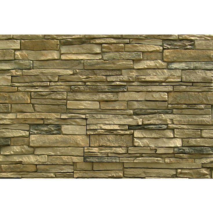 NextStone Mojave Slatestone Faux Stone Veneer Panels SLSP MJ 8