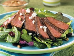 Steak Taco Salad>> great with the Tortilla Shell Baker, sold ...