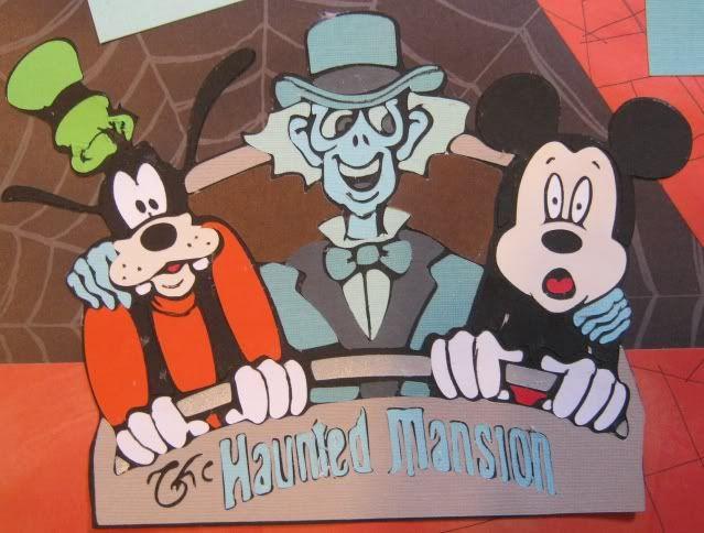 free svg of Disney Haunted mansion
