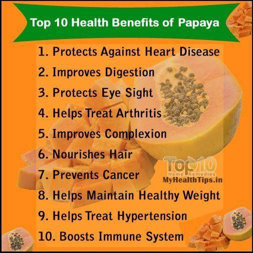 Health Benefits Of Pawpaw