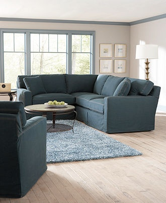 denim living room furniture collection macy 39 s