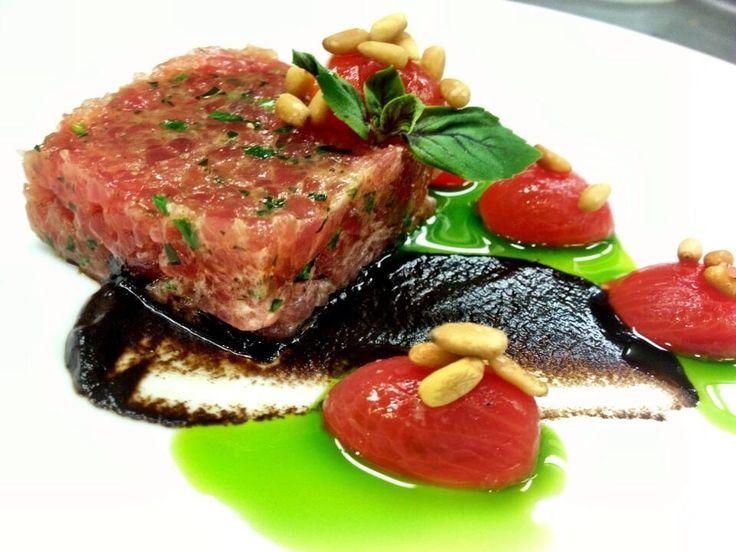 ... basil tuna tomato asian tuna tartare tuna tomato and basil tartare