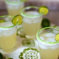 Agave Margaritas | Recipes | Pinterest
