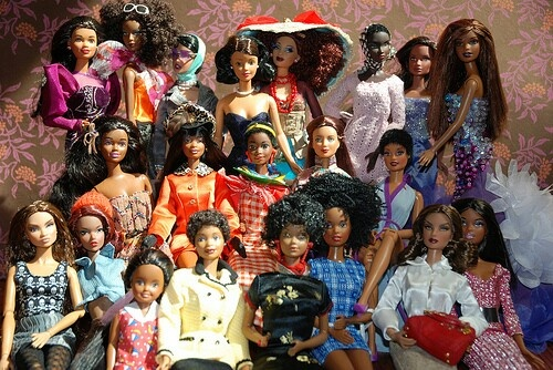 International Barbie Collection Barbie Pinterest