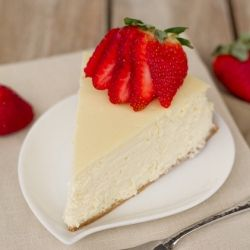 Cheesecake Supreme: The moistest and healthiest cheesecake I've ever ...