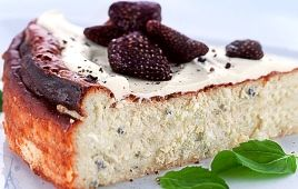 Gorgonzola Cheesecake #Gorgonzola #Cheesecake #cream-cheese # ...