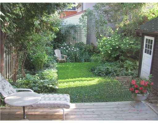 Backyard Garden Oasis : Backyard oasis