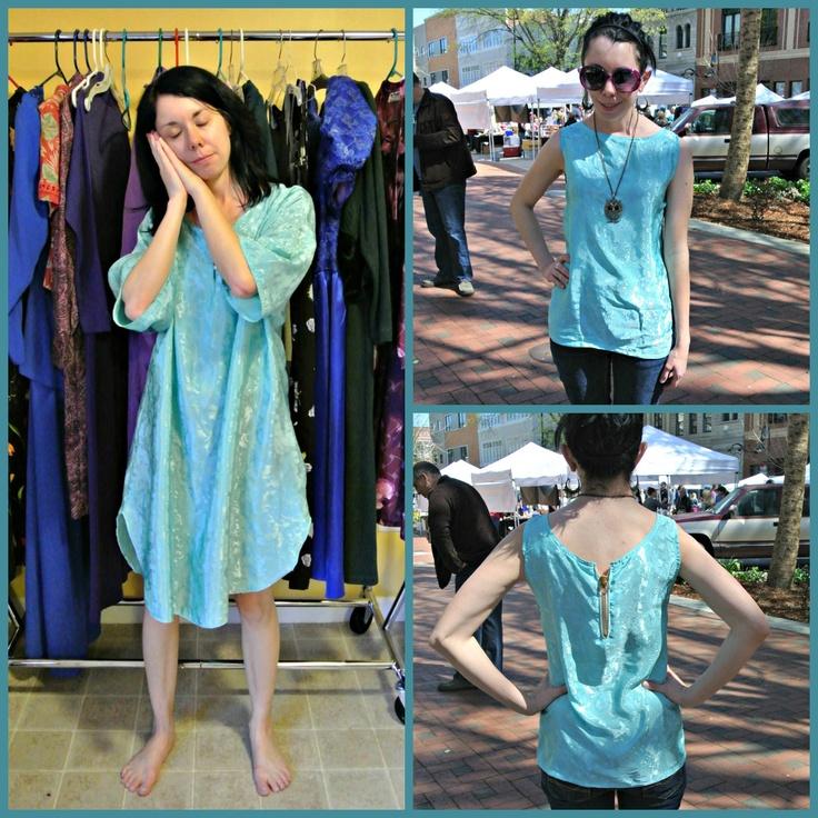 thrift shop teen clothes
