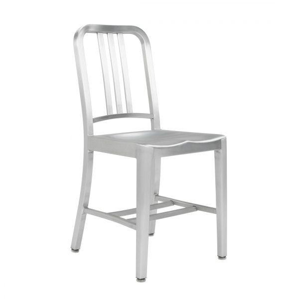 NAVY CHAIR Emeco Chairs Aluminium Pinterest