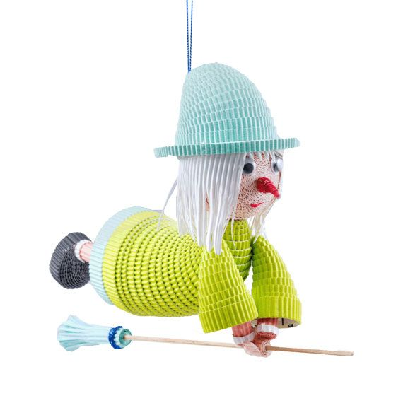 Unique Toys For Girls : Unique girls toy witch or fairy ideal for little