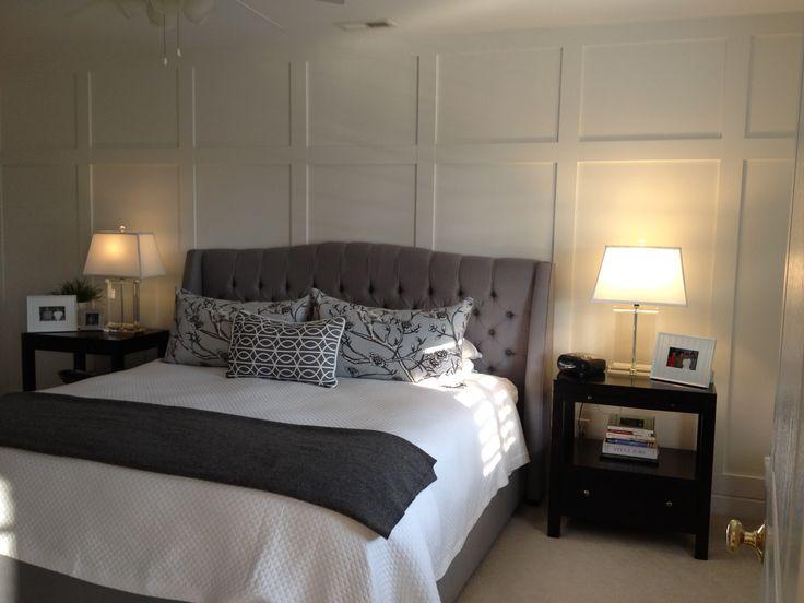 Bedroom Board And Batten Bedrooms Pinterest