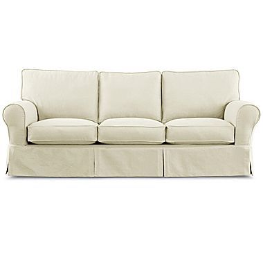 Jcpenney friday sofa linden 3 pc sectional jcpenney for Sectional sofas jcpenney