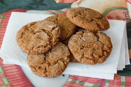 Gingersnap Palmiers Recipes — Dishmaps