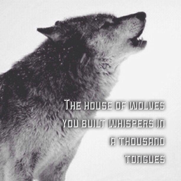 bring me the horizon house of wolves lyrics bands make