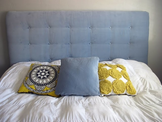 How to make a diy tufted headboard How to make your own headboard