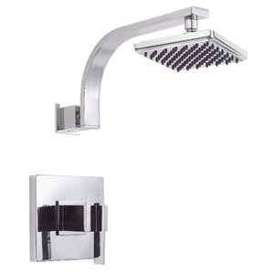Danze Bathroom Faucets on Danze Sirius Shower Faucet D500544 Chrome   Water Works
