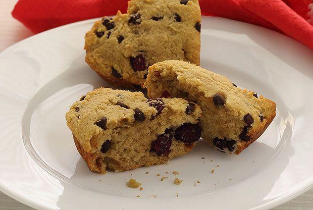 Paleo Cranberry Chocolate Chips Scone Recipe
